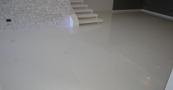 basement floor epoxy coating