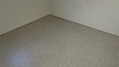 Rubber Floor Coating