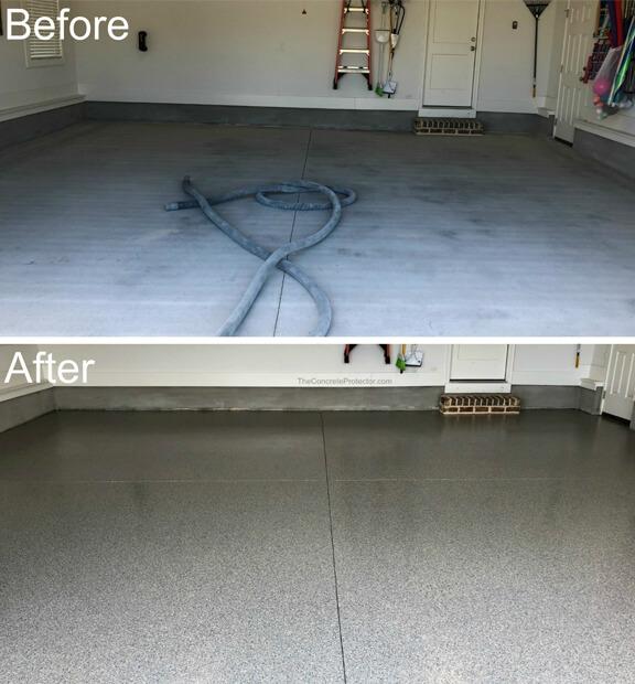 Epoxy Flooring Dayton Professional