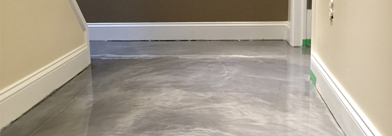 Basement Epoxy Flooring- Protect Your Whole Home